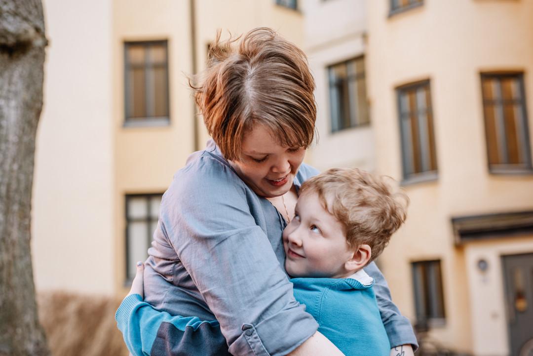Centrum för sällsynta diagnoser Sydost - Familj