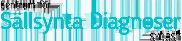 Centrum för Sällsynta diagnoser - CSD - CSD Sydöst Logo